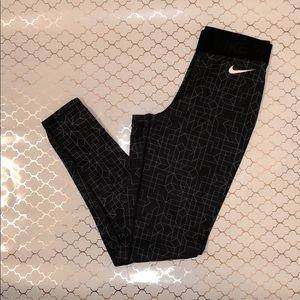 Nike pro long workout pants